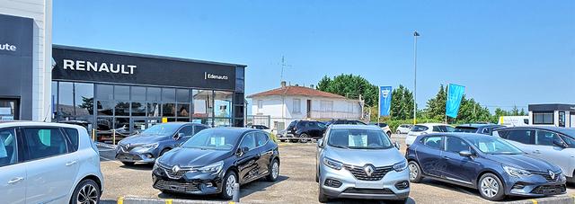edenauto Renault Tonneins