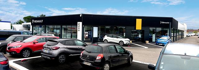 edenauto Renault Marmande