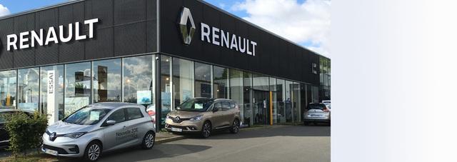 Renault BRUAY Groupe GGP
