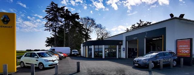 RENAULT Noirmoutier - Agence Monnier L'Epine