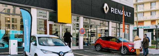 RENAULT VITRY AUTOMOBILES