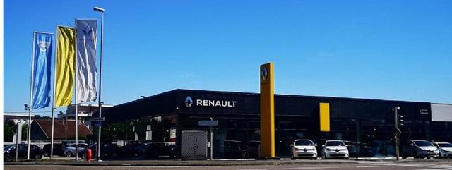 RENAULT BESANCON - GROUPE BERNARD
