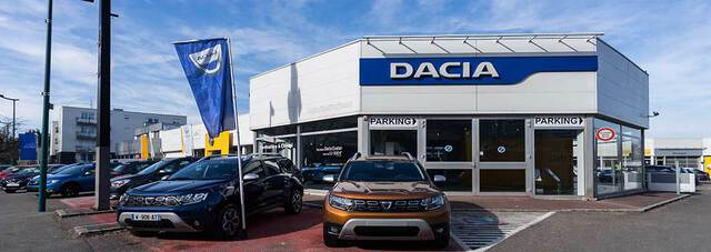 DACIA SAINT LOUIS
