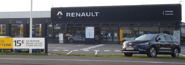 GARAGE CENTRAL - RENAULT DIVATTE SUR LOIRE