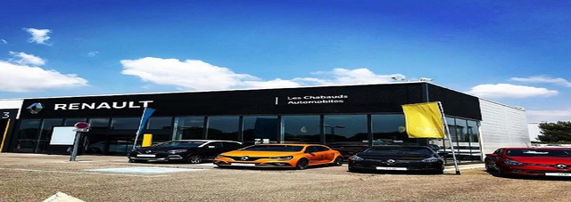 LES CHABAUDS AUTOMOBILES