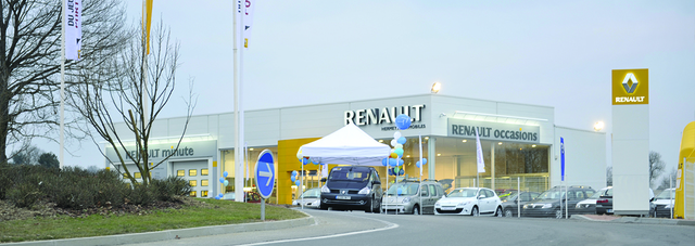 RENAULT PARAY LE MONIAL - GROUPE MEIGNAN