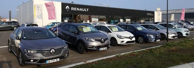 Renault FONTENAY LE COMTE- Groupe Jean Rouyer Automobiles