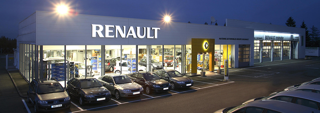 RENAULT MAYENNE - Groupe GUILMAULT