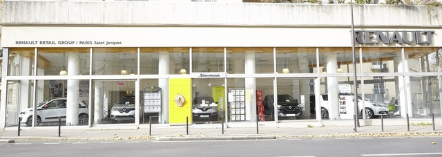 RENAULT PARIS SAINT JACQUES - RRG