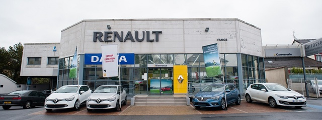 RENAULT VANCE LA FERTE-SOUS-JOUARRE