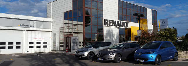 RENAULT MELUN AMBRE AUTOMOBILES