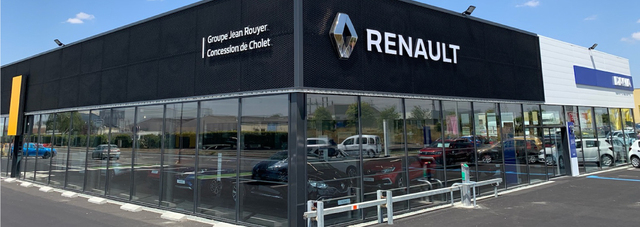 Renault CHOLET - Groupe Jean Rouyer Automobiles