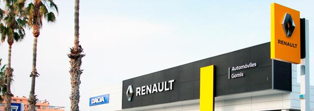 RENAULT AUTOMÓVILES GOMIS SAN VICENTE