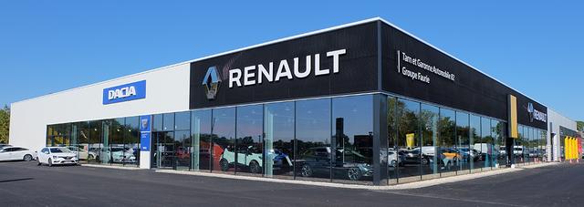 RENAULT MONTAUBAN - TGA 82 Groupe FAURIE