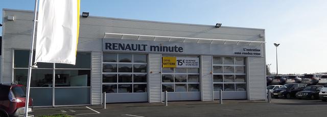 Renault Minute Le Cormier - Groupe Jean Rouyer Automobiles