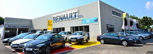 RENAULT COTE D'ARGENT BISCAROSSE BOURG