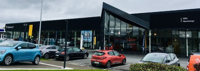 Renault MAUBEUGE - Feignies - RRG -
