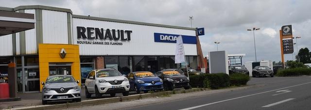 Dacia WORMHOUT