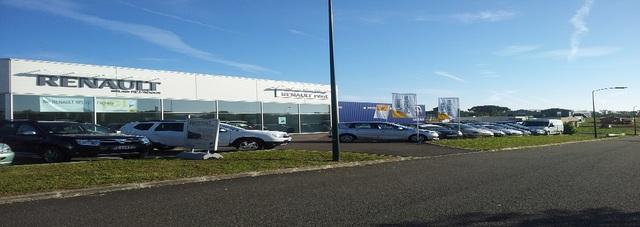 RELAIS DE L'ADOUR - Renault Saint Sever