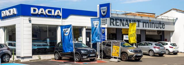 Renault Minute - Route de Toulouse - RRG