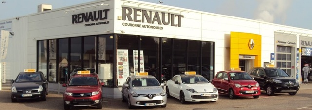 COURONNE AUTOMOBILES - GARAGE PEREIRA