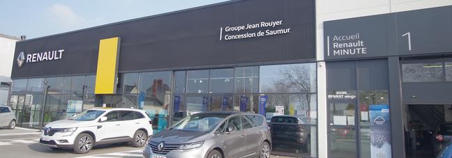 Renault SAUMUR - Groupe Jean Rouyer Automobiles