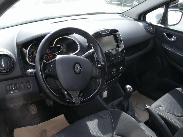 Extérieur CLIO Zen GRIS