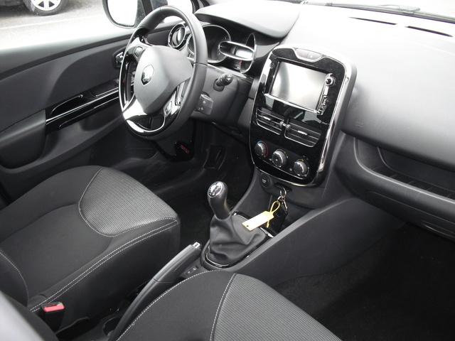 Intérieur CLIO Expression 90g GRIS PLATINE