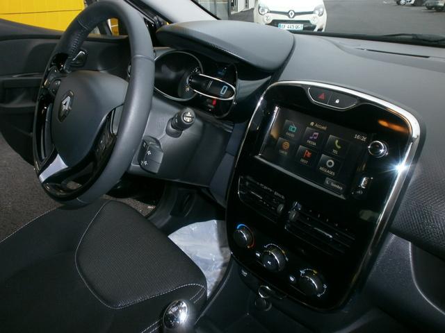 Intérieur CLIO Zen 90g NOIR METAL