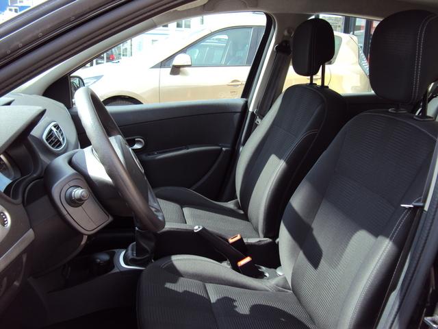 Intérieur CLIO Expression Clim NOIR NACRE