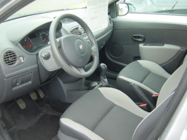 Intérieur CLIO Authentique GRIS CLAIR