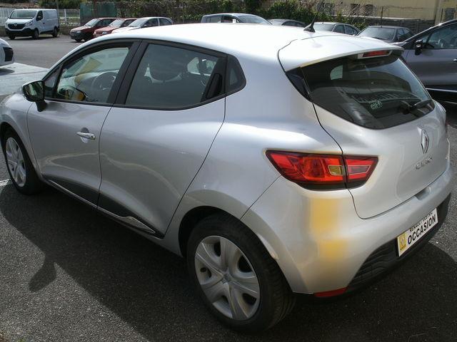 Intérieur CLIO Zen GRIS