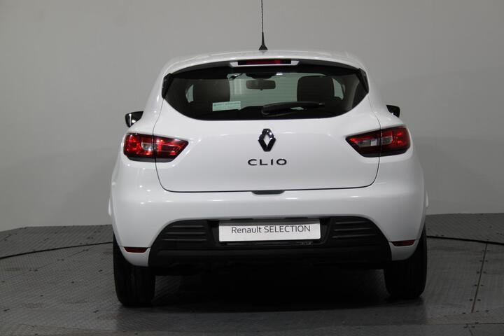 Outside Clio Diesel  Blanco Marfil