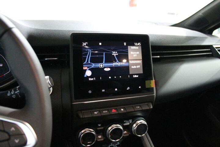 Inside Clio Diesel  GRIS