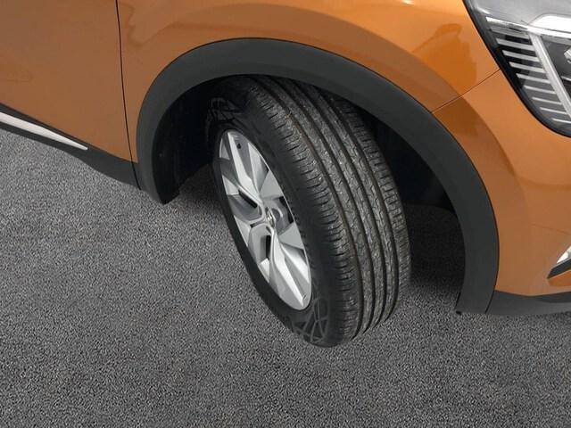 Outside Captur Diesel  Naranja