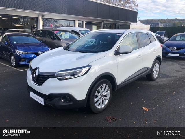 KADJAR Business BLANC