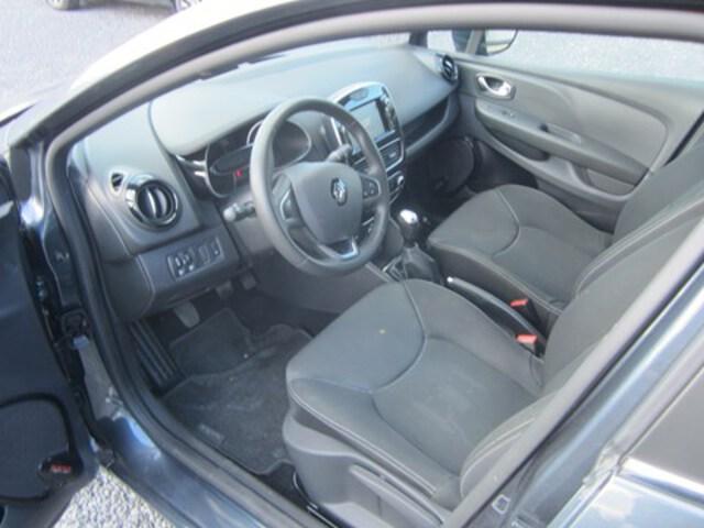Exterieur Clio  anthraciet
