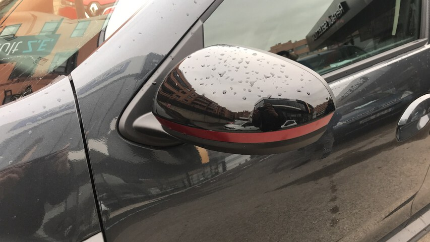 Outside Duster Gasolina/Gas  Gris Cometa
