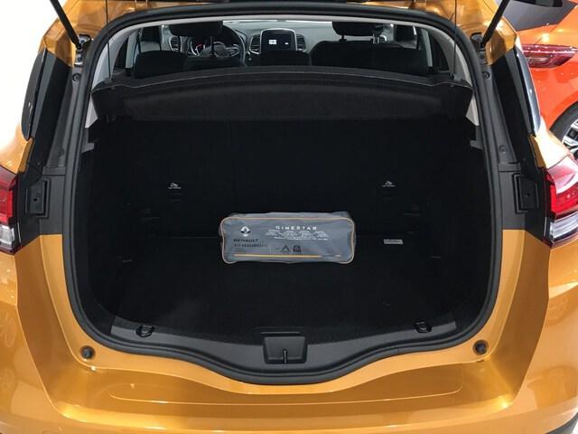 Inside Scénic Diesel  Amarillo Miel