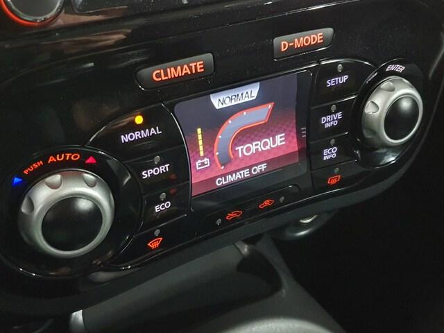 Inside Juke Diesel  Rojo Sóildo