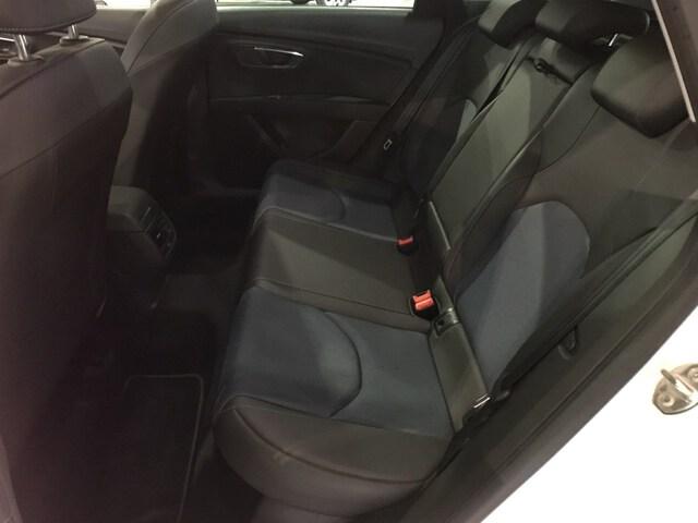 Inside León ST Diesel  Blanco