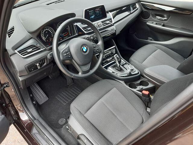 Inside Serie 2 F46 Gran Tourer  Sparkling Brown