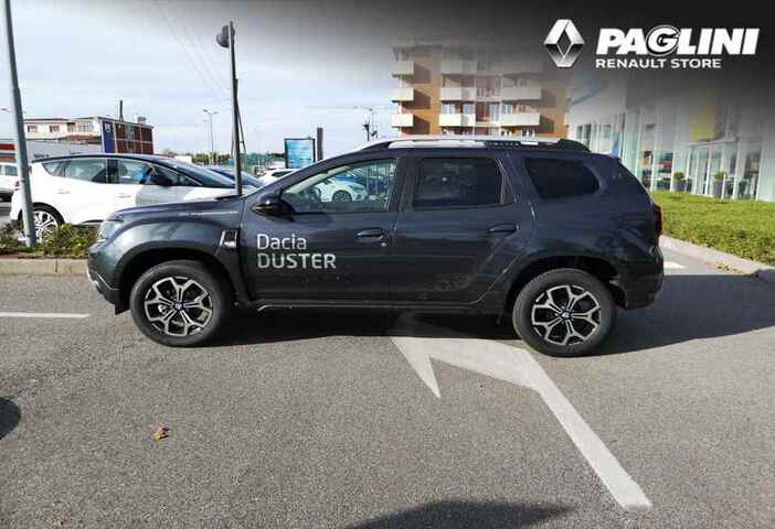 Esterni Duster II 2018 Benzina Metallizzata Grigio