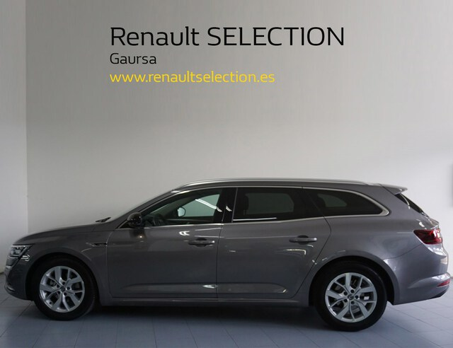 Outside  TALISMAN Sport Tourer  Gris Casiopea