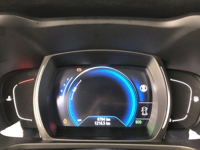 Inside Kadjar Diesel  Gris