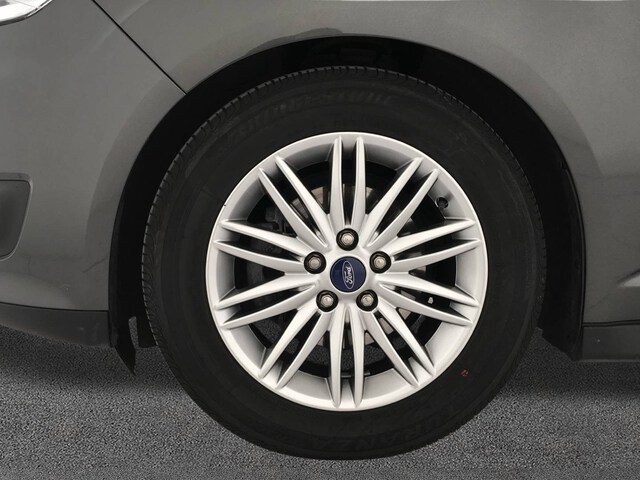 Outside C-Max  Gris Magnetic