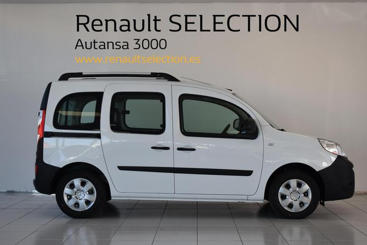 Outside Kangoo Combi Diesel  BLANCO