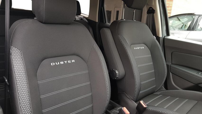 Inside Duster  Gris