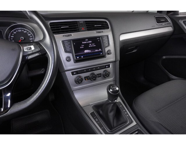 Inside Golf VII Diesel  Blanco