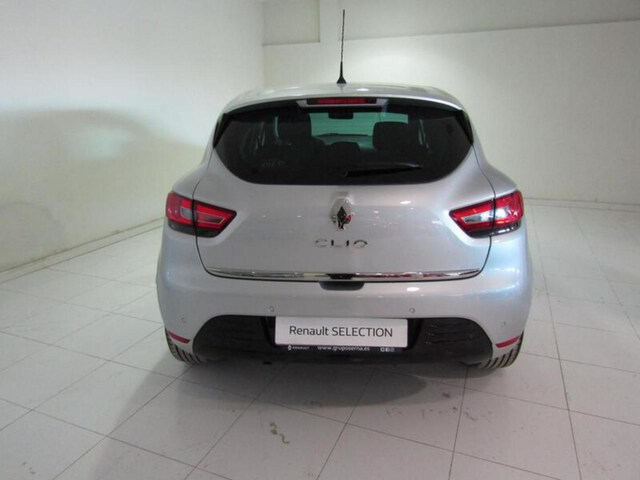 Outside Clio Diesel  Gris Platino